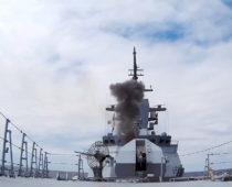 Новейший российский корабельный ЗРК «Полимент-Редут» завершил испытания