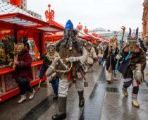 Фестиваль «Московская масленица» пройдет с 1 по 10 марта