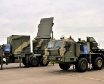 Первый ЗРК С-350 «Витязь» поступит в учебный центр в Ленобласти