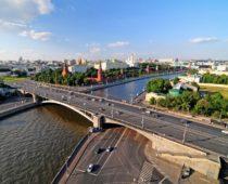 Строительство девяти новых мостов начнется в Москве в 2019 году