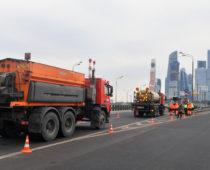 Московская мэрия выделила на ремонт дорог около 8 млрд рублей
