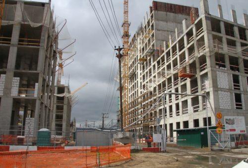 Москва досрочно выполнила квартальный план по вводу жилья
