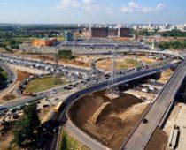 16 дорожных объектов введут в эксплуатацию в Подмосковье в 2019 году