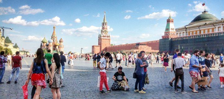 Более 23 млн туристов посетили Москву в 2018 году