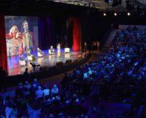 В московской акции «Ночь театров» приняло участие 13,5 тыс. человек