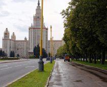 Инновационный центр «Воробьёвы горы» создадут в Москве