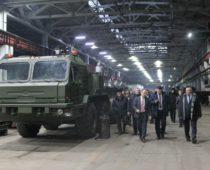 «Алмаз-Антей» намерен вложить в модернизацию БАЗа 303 млн рублей в 2019г