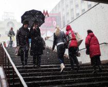 Ветер и понижение температуры ожидаются в Москве в четверг