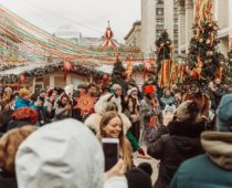 В столице стартовал гастрономический фестиваль «Московская Масленица»