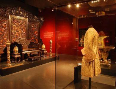 В Музеях Кремля открылась выставка сокровищ из китайского дворца Гугун