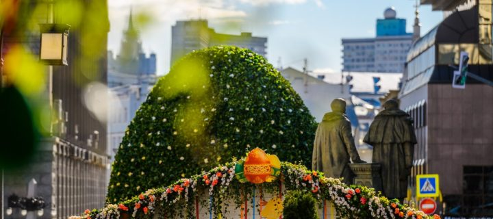 Фестиваль «Пасхальный дар» откроется в Москве 25 апреля