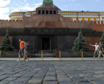 Мавзолей Ленина откроется для посетителей после плановых работ