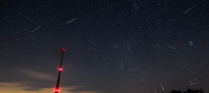 Первый весенний звездопад увидят москвичи в середине апреля