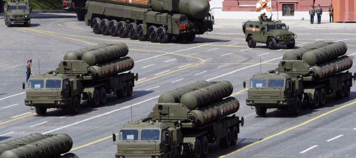 Более ста единиц военной техники примут участие в Параде на Красной площади