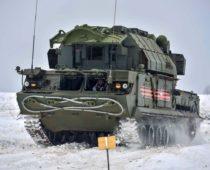 Зенитный ракетный комплекс «Тор-М2» испытали в реальном бою