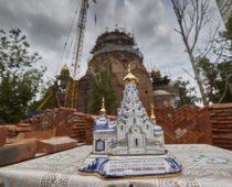 Москва лидирует в мире по масштабу строительства храмов