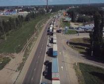 На участке трассы М-4 Лосево-Павловск временно ограничат движение фур