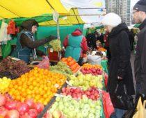 В Москве возобновили работу ярмарки выходного дня