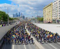 В велогонке «Садовое кольцо» приняли участие более 1000 спортсменов