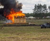 Военно-исторический фестиваль «Город в огне» пройдет под Воронежем