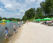 Около десятка новых пляжей откроют в Подмосковье этим летом