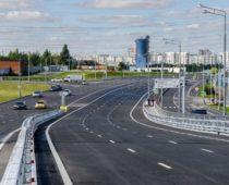 Более 20 км дорог построено в Москве с начала 2019 года