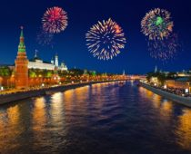 Салют Победы в Москве прогремит на 34 площадках