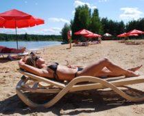 МЧС: Московские пляжи — одни из самых безопасных в России