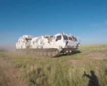 Под Астраханью прошли первые стрельбы арктических комплексов «Тор»