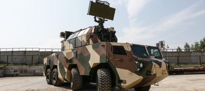 На форуме «Армия-2019» представили новинки вооружений от ИЭМЗ «Купол»
