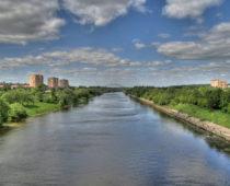 Новый мост через Москву-реку построят на трассе М5 в Подмосковье