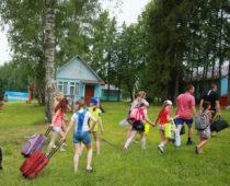 Разрешение на работу в Подмосковье получили 58 детских лагерей