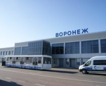 В развитие аэропорта Воронежа вложат 5 млрд. руб