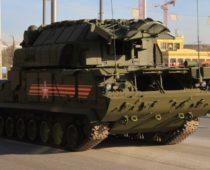 В Крыму развернут новейшие зенитные ракетные комплексы «Тор-М2»