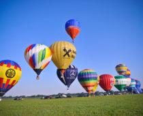 Более 30 аэростатов соберет в Рязани Международный фестиваль «Небо России»