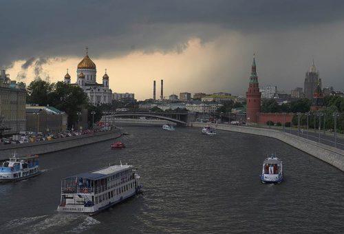 Очередной циклон принесет в Москву дожди и грозы