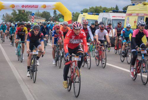 Более 1,4 тыс. человек приняли участие в велогонке «Summer Velo Cup 2019»