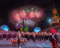 Около тысячи зарубежных участников выступят на фестивале «Спасская башня»