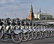 Более 3 млн человек воспользовались велопрокатом в Москве в сезоне-2019