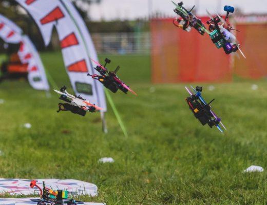 Международный фестиваль дронов пройдет в Москве в выходные