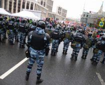 Новую акцию в Москве планирует провести 17 августа оппозиция