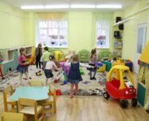 Больше десяти новых детсадов откроют до конца года в Воронежской области