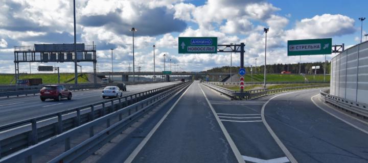 Дорожники завершили капремонт трассы, соединяющей Московскую и Тульскую области