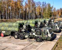«Алмаз-Антей» досрочно передал Минобороны полк системы ПВО С-400