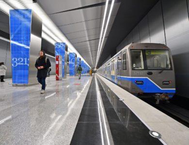 В Москве за пять лет построят 47 станций метро