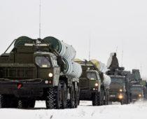 Россия разместила в Арктике системы С-400