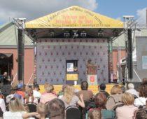Более 3 тыс. гостей посетили фестиваль уличных театров «Петрушки мира» в Подмосковье