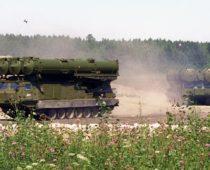 Бригадный комплект С-300В4 поступил на вооружение Сухопутных войск