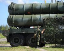 Военным передали второй в 2019 году полк С-400 укрупненного состава