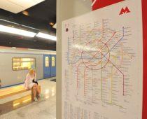 Протяженность линий Московского метрополитена к 2024г достигнет 574 км